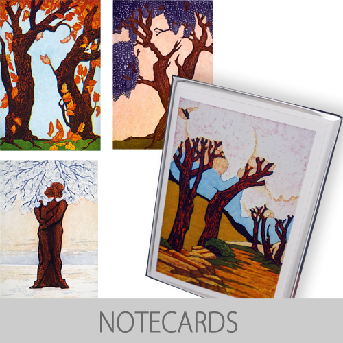 Seasons of Romance Note Cards